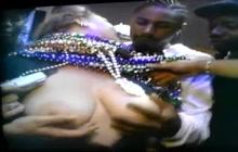 Big tit Hispanic groped