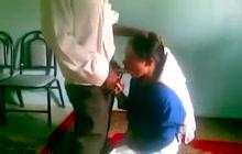 Indian groping video
