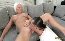 Busty gilf cunt plowed extremely hard