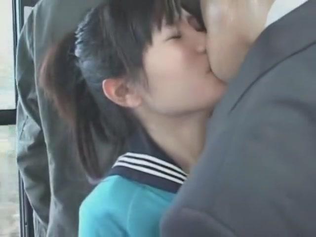 Japanese Public Bus Sex