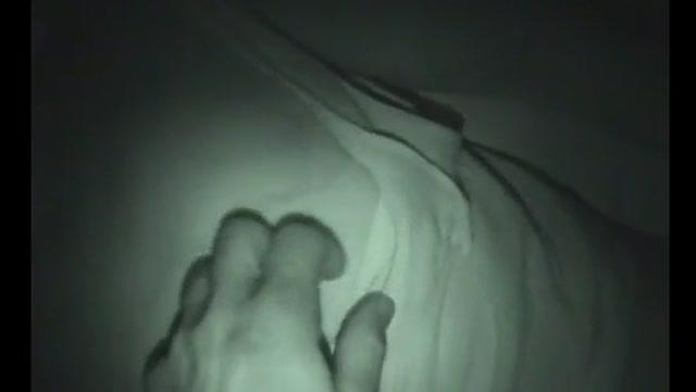 Sleeping Girl Groped