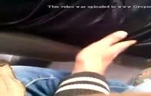 Egyptian MILF groped