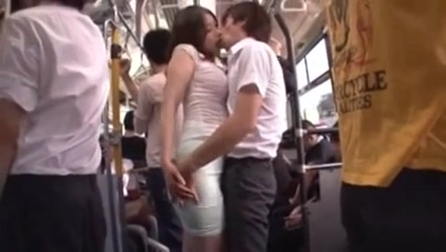 japanese groping on bus